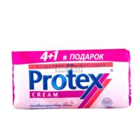 Protex cream туалетное мыло 5*70 гр
