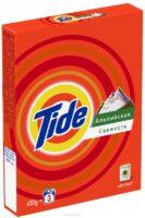 TIDE Альпийская свежесть автомат Порошок 450 гр