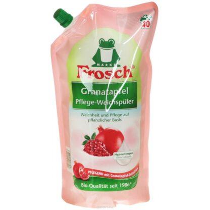 Frosch Гранат Ополаскиватель для белья в мягкой упаковке 1000 мл