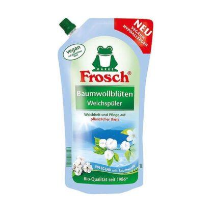 Frosch Свежесть Ополаскиватель для белья в мягкой упаковке 1000 мл
