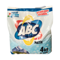 ABC Mountain Freshness автомат порошок 4 кг