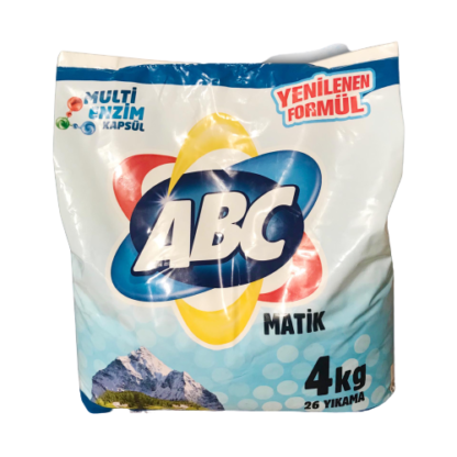 ABC Mountain Freshness автомат порошок 4 кг