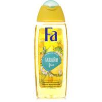 Fа ритмы острова Гавайи ананас и цветок франжипани ухаживающий и освежающий Гель для душа 250 мл