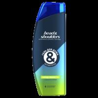 HEAD&SHOULDERS Заряд свежести гель для душа и шампунь 360 мл
