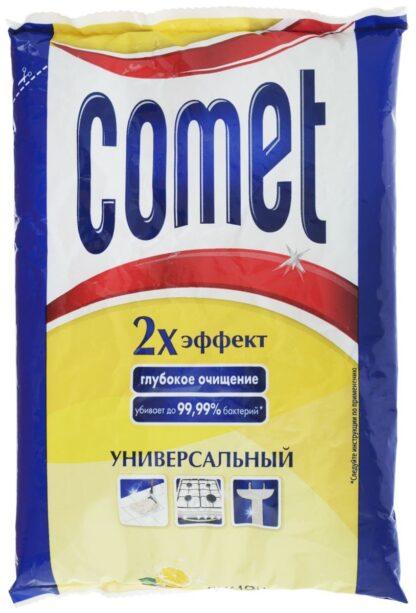 Comet Лимон Универсальный чистящий порошок 350 гр