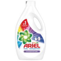 ARIEL Color жидкое средство для стирки 2