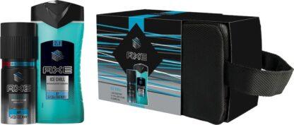 AXE Ice Chill (дезодорант 150 мл+ гель для душа и шампунь 250 мл) подарочный набор