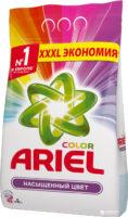 ARIEL color насыщенный цвет автомат Порошок 6 кг