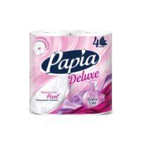PAPIA deluxe Dolce Vita 4-х слойная Туалетная бумага 4 рулона