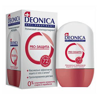 DEONICA Pro-защита ролик дезодорант 45 мл