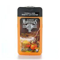 Le Petit Marseillais Апельсин и Аргана 3 в 1 Гель-шампунь для мужчин 250 мл