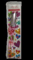 Ameli пластиковая с металлом терка для педикюра