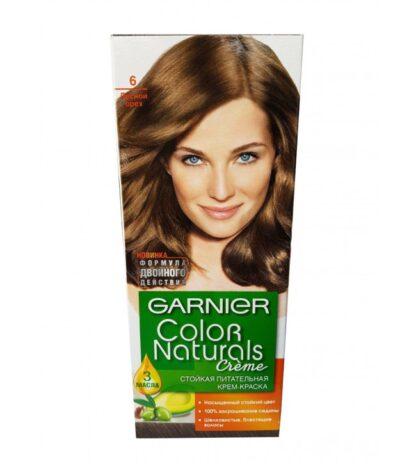 Garnier Color Naturals Крем-краска Лесной орех 6