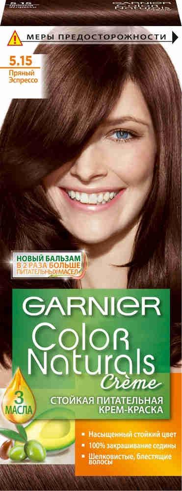 Garnier Color Naturals Крем-краска Шоколад 5.15