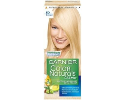 Garnier Color Naturals Крем-краска Деколорант Е0
