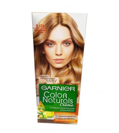 Garnier Color Naturals 9.132 Натуральный блонд крем-краска для волос