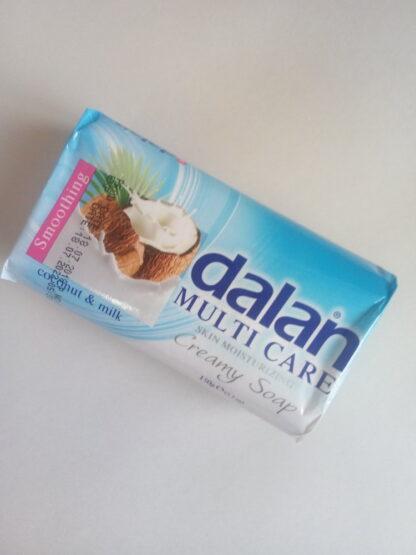 Dalan Multi care кокос и молоко 150 гр