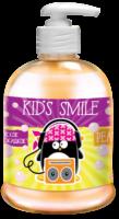 Kids Smile Персик Детское жидкое мыло 500 мл