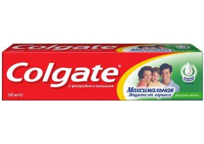 Colgate Двойная мята Зубная паста 100 мл