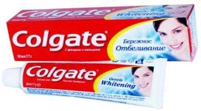Colgate Бережное отбеливание Зубная паста 50 мл