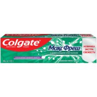 Colgate MaксФреш с освежающими кристаллами Нежная мята экстра свежесть Зубная паста 100 мл