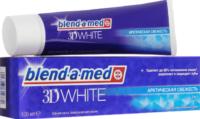 Blend a med 3D White Арктическая свежесть Зубная паста 100 мл