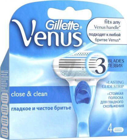 Gillette Venus сменные кассеты для бритья (цена за 1 шт)