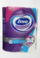 Zewa Premium 2-х слойные бумажные полотенца 2 рулона