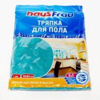 Haus Frau из микрофибры 50*60 см тряпка для мытья пола 1 шт