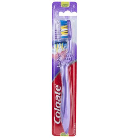 Colgate ЗигЗаг средней жесткости зубная щетка