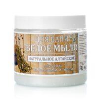 Day Spa Натуральное Алтайское для ухода за волосами и телом Белое мыло для бани 500 мл