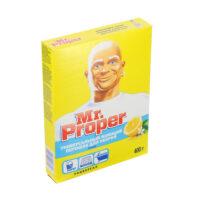MR PROPER Универсал Лимон Универсальный моющий порошок для уборки 400 гр