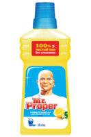 MR PROPER лимон моющая жидкость для полов и стен 500 мл