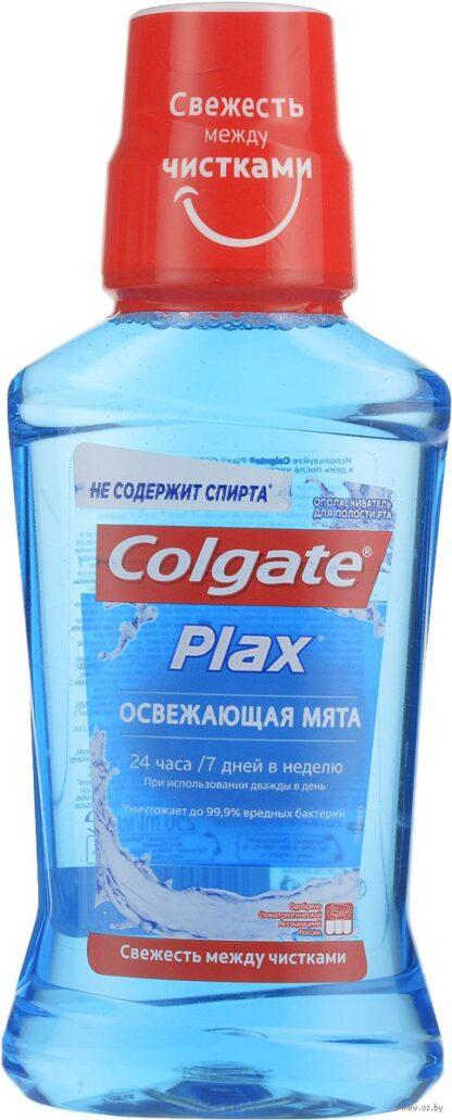 Colgate Plax Освежающая мята Ополаскиватель для полости рта 250 мл
