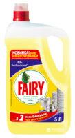 FAIRY  Сочный лимон средство для мытья посуды 5 л