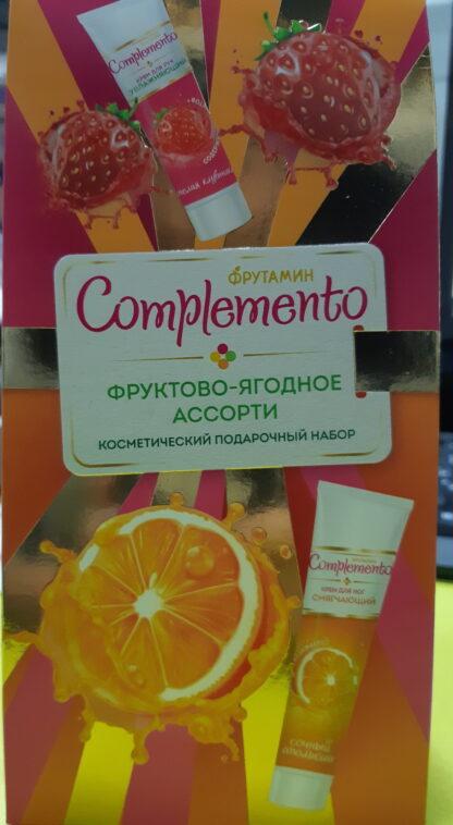 Complemento фрутамин (крем для ног 60 мл + крем для рук 40 мл) подарочный набор