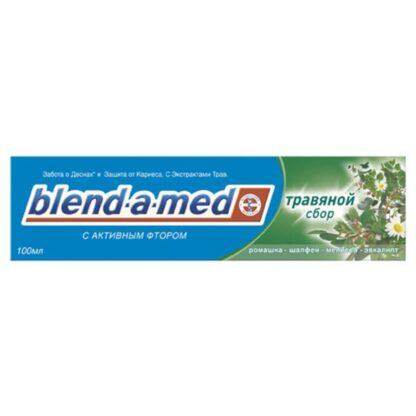 Blend a med Травяной сбор Зубная паста 100 мл