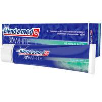 Blend a med 3D White Нежная мята Зубная паста 100 мл