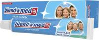 Blend a med Защита для всей семьи Анти-кариес мята зубная паста 50 мл