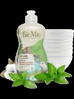 Bio Mio Мята экологичное средство для мытья посуды