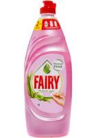 FAIRY Нежные руки Аромат Розового Жасмина и Алоэ Вера средство для мытья посуды 650 мл