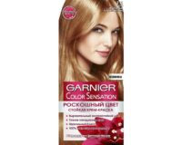 Garnier Color Sensation 7.0 изысканный золотистый топаз крем-краска для волос