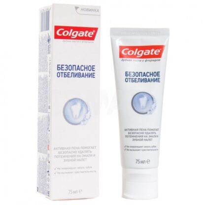 Colgate Безопасное отбеливание Зубная паста 75 мл