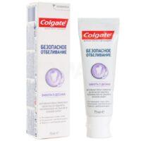 Colgate Безопасное отбеливание забота о деснах Зубная паста 75 мл
