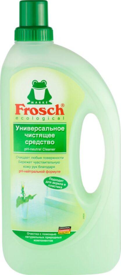 Frosch ecologial Универсальное чистящее средство для очистки любых поверхностей 1000 мл