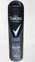 Rexona MEN natural fresh уголь детокс Спрей Дезодорант 48 ч защиты 150 мл