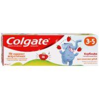 Colgate Клубника 3-5 лет детская Зубная паста 60 мл