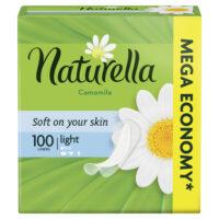 Naturella Camomile Lightl ежедневные Прокладки 100 шт