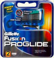 Gillette Fusion ProGlide сменные кассеты для бритья (цена за 1 шт)