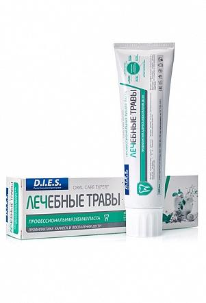 D.I.E.S Лечебные травы Зубная паста 100 мл